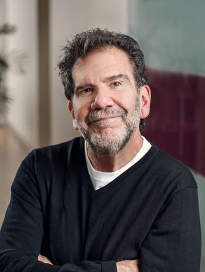 A photograph of Dr. Ken Cadesky.
