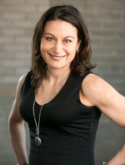 A photograph of Erica Berman.